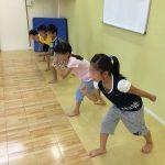 秋の運動特訓、「かけっこ教室」スタート